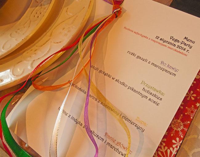 menu marokańskie