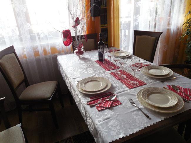 stół mikołajowy