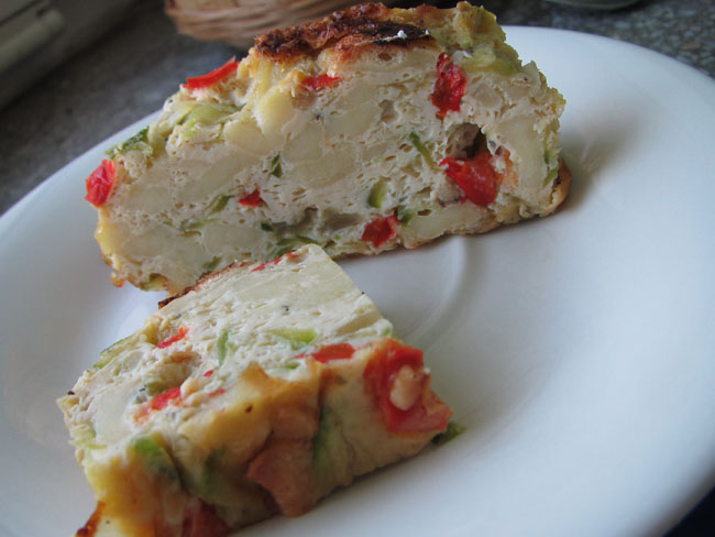 tortilla jako tapas