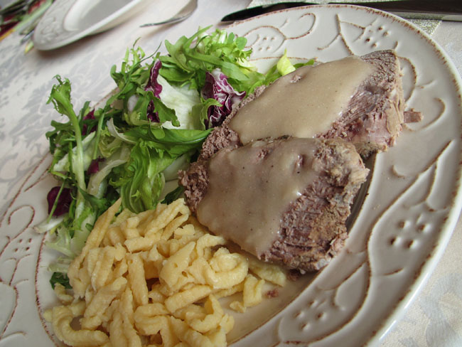 wołowina po sefardyjsku