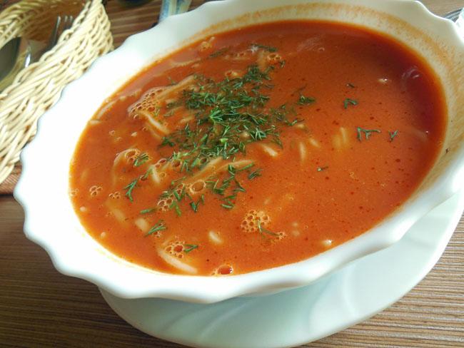 pomidorowa w Braterskiej