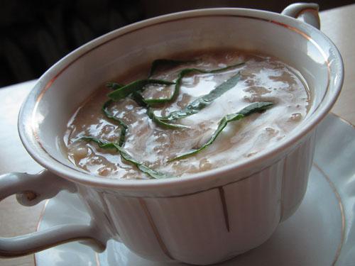 zupa z Titanica