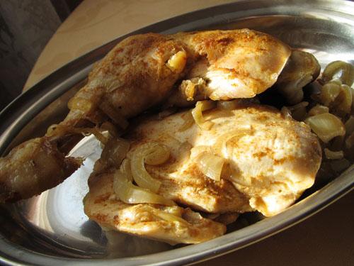 kurczak z garnka rzymskiego