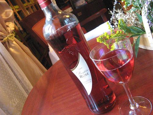 różowe Dornfelder