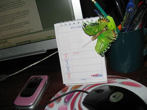 mały kalendarzyk