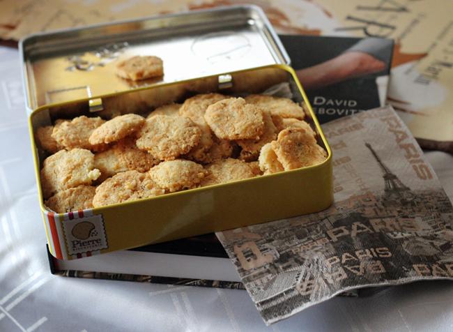 ciasteczka sables