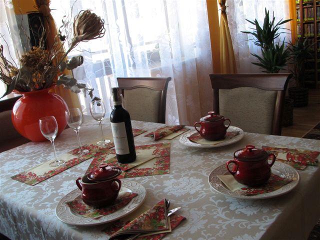 stół toskański