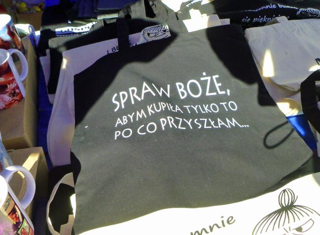 torba dla zakupoholiczki