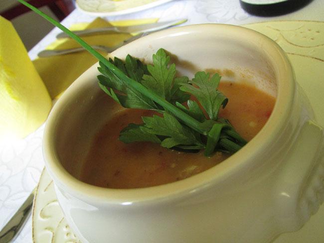 zupa Benedykta