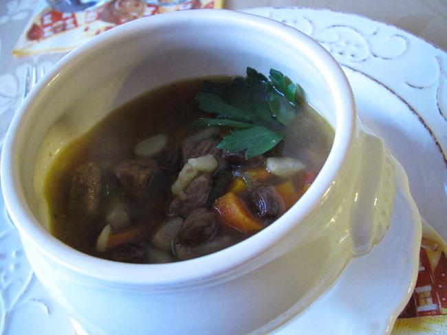 zupa berdyczowska