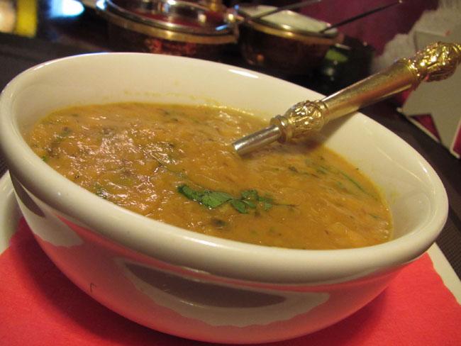 zupa dal