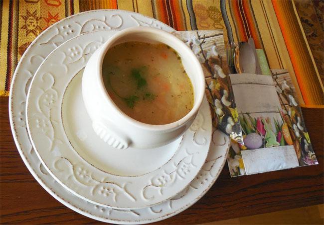 zupa z kurdybankiem