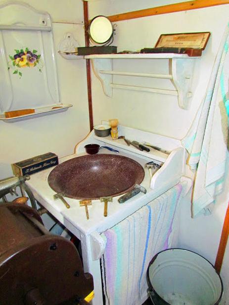 kącik do mycia