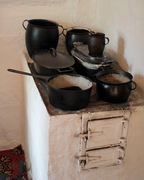XIX-wieczna kuchnia